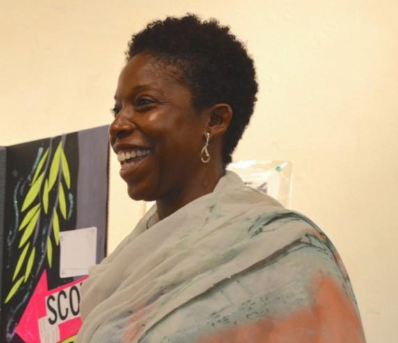 Interview of Poet Pamela Taylor